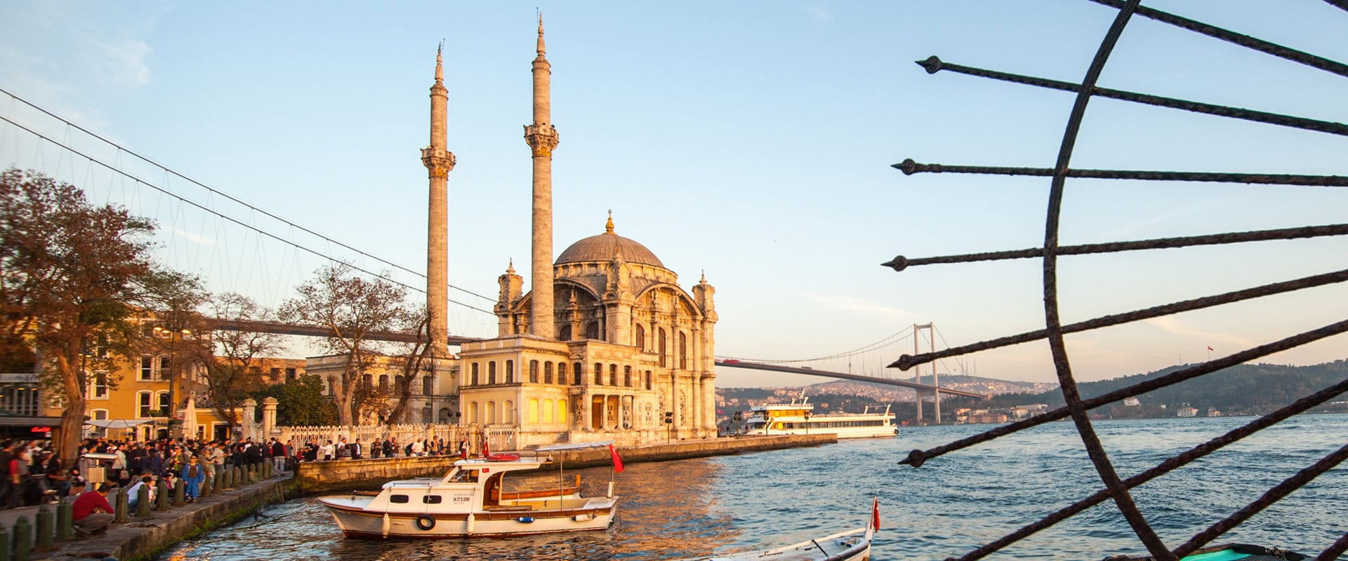 The Grantourismo Travels Guide to Istanbul, Turkey. Copyright © 2017 Terence Carter / Grantourismo. All Rights Reserved.