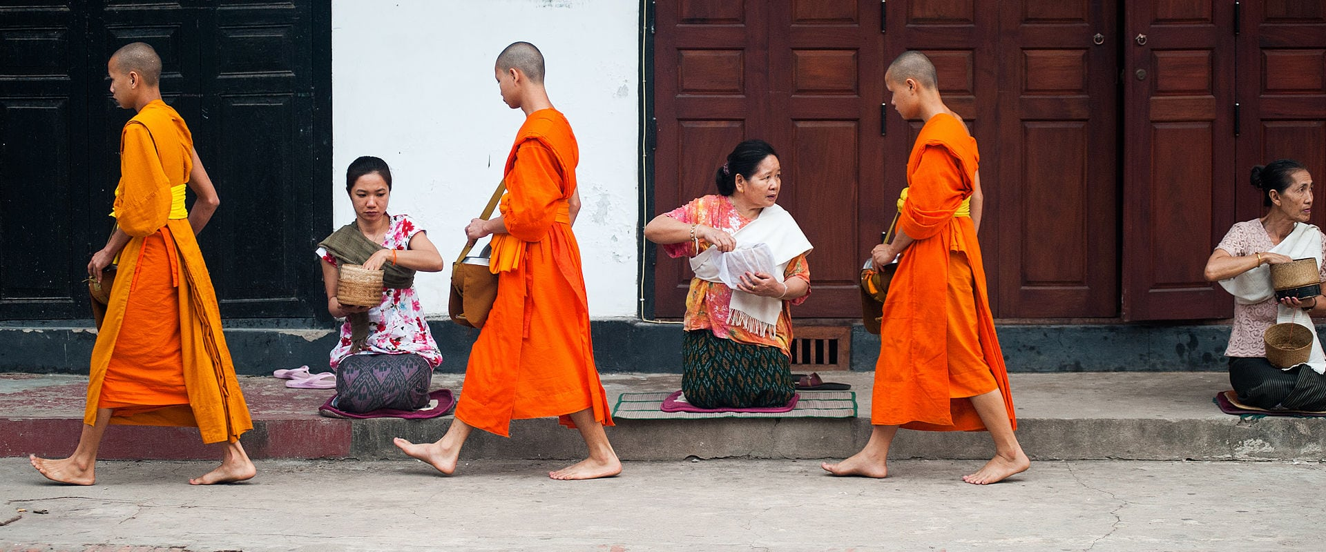 The Grantourismo Travels Guide to Luang Prabang, Laos. Copyright © 2017 Terence Carter / Grantourismo. All Rights Reserved.