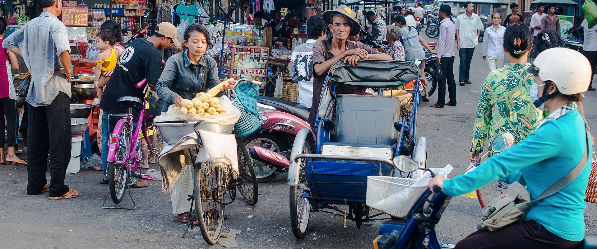 The Grantourismo Travel Guide to Phnom Penh, Cambodia. Copyright © 2017 Terence Carter / Grantourismo. All Rights Reserved.