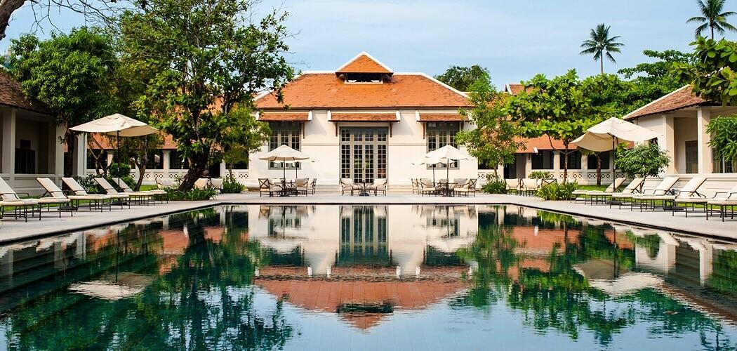 Amantaka Resort, Luang Prabang, Laos