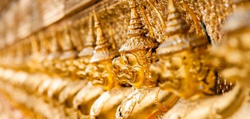 Visiting Bangkok in October During the Funeral of Thai King Bhumibol Adulyadej