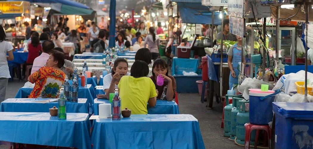 Khon Kaen street food, Isaan