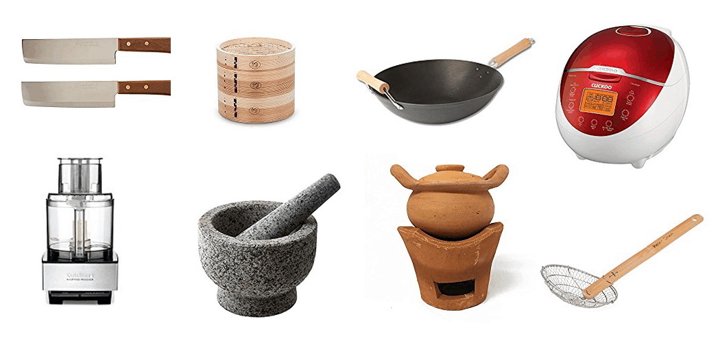 Christmas Gifts for Asian Home Cooks.