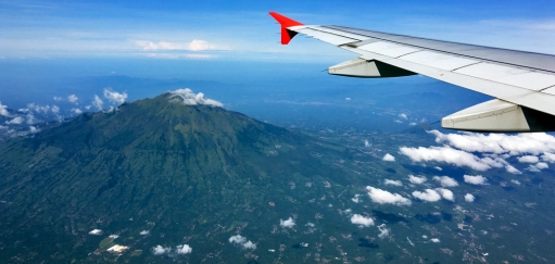 How to Get from Bali to Java and Yogyakarta Now Bali's Volcano Has Erupted