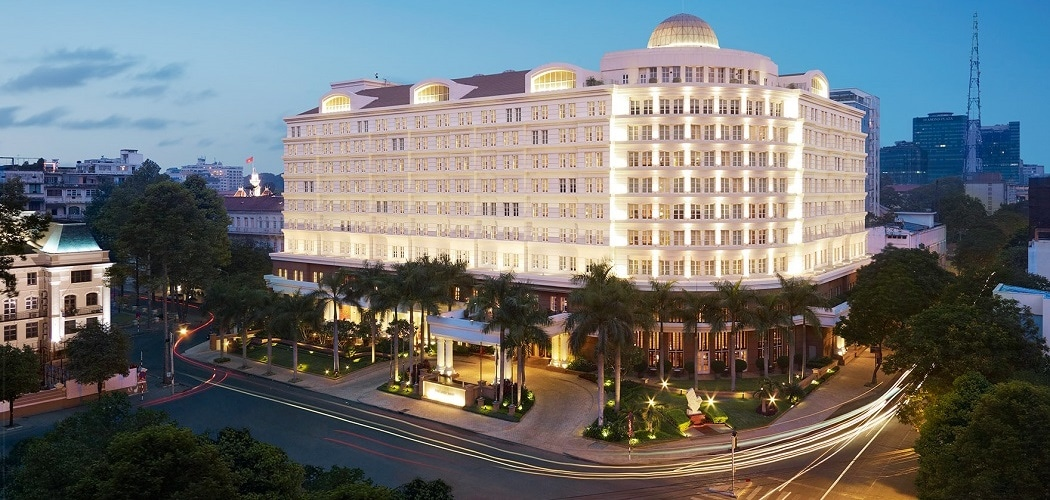 Best Ho Chi Minh City Luxury Hotels The Park Hyatt Saigon, Vietnam.