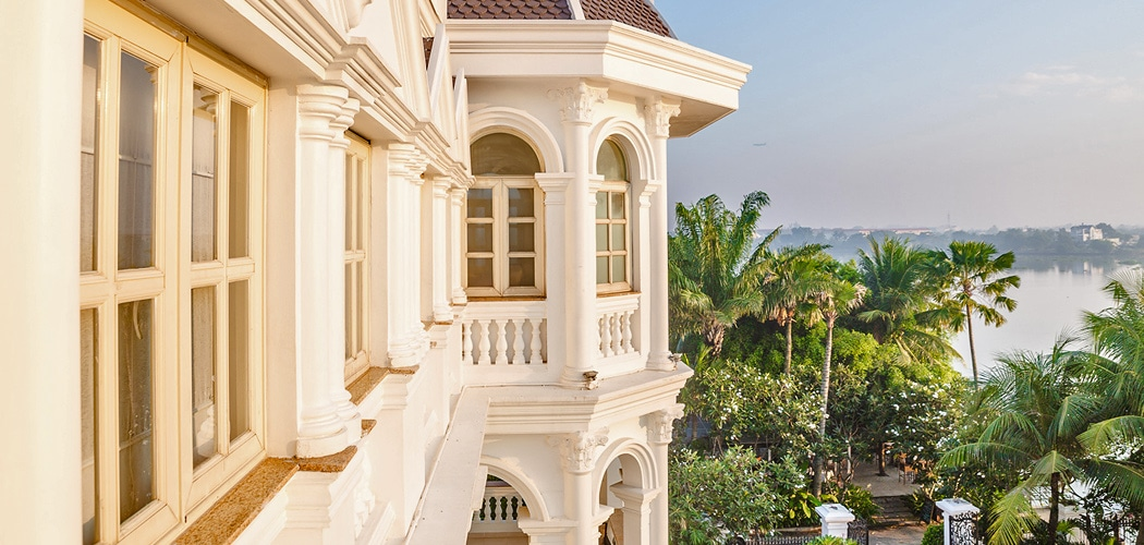 Best Ho Chi Minh City boutique hotels. Villa Song, Saigon, Vietnam.