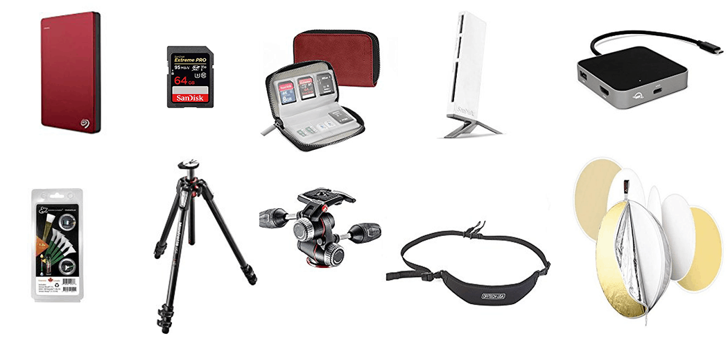 Gifts for Travel Photographers.