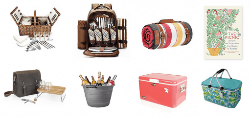 Christmas Gifts for Picnic Lovers – from Classic Picnic Baskets to Inspiring Picnic Books