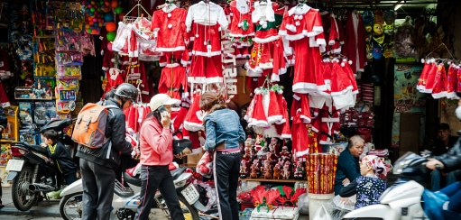 Christmas in Southeast Asia – Where to Celebrate the Festive Season in Style
