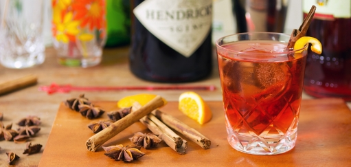 Classic Negroni with Spices – Our Recipe for a Warming Christmas Negroni