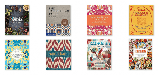 Cookbooks for Culinary Travellers – Middle East, Central Asia, Eastern Europe