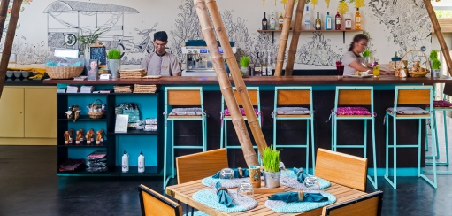 Siem Reap Hospitality Training Restaurants – Meals that Make a Difference