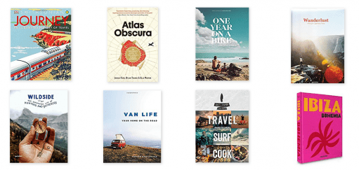 Travel Books To Inspire Wanderlust – From Slow Journeys to Soul Searching Adventures