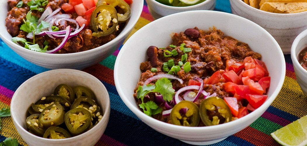 Chili con carne recipe for those who like their chili hot and smoky forumfinder Image collections