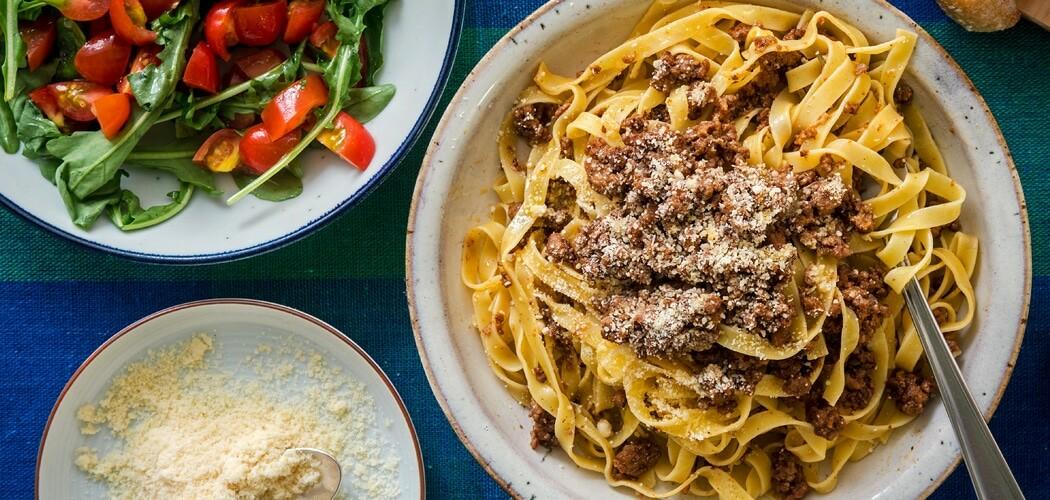 Ragù alla Bolognese Recipe –Bolognese Sauce