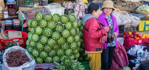 Dalat Markets and Food and Wine Shops – Where to Buy Delicious Dalat Souvenirs