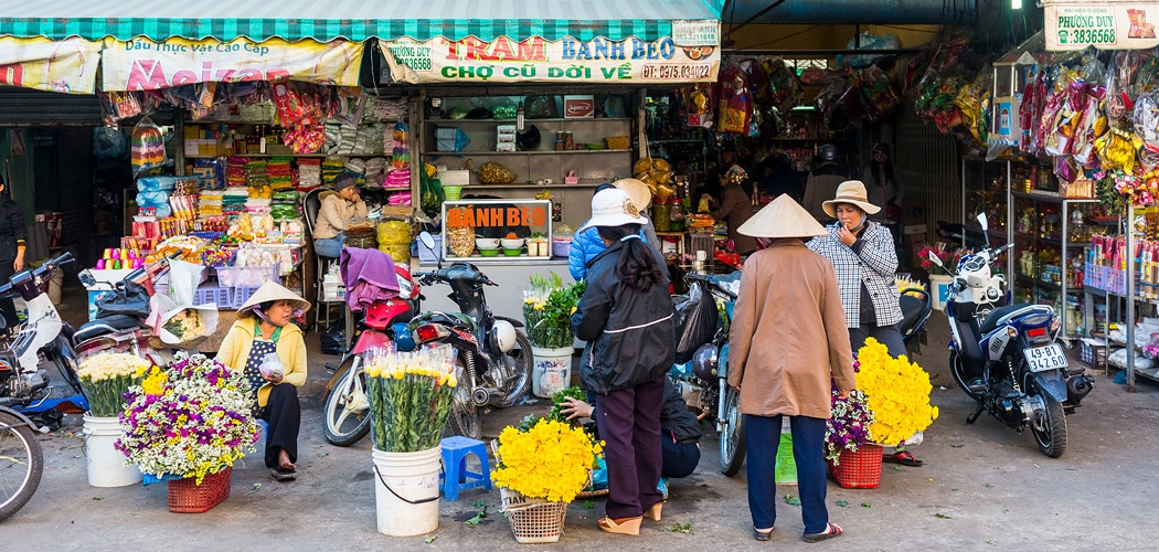 The Grantourismo Travel Guide to Dalat, Vietnam. Copyright © 2018 Terence Carter / Grantourismo. All Rights Reserved.