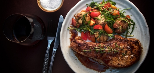 Pan-Roasted Brined and Marinated Pork Chops Recipe – How to Make the Juiciest Pork Chops Ever