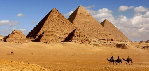 Ancient Egypt Tours with Luxury Escapes – Pyramids, Temples, Tombs, and Treasures