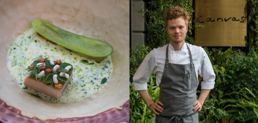 Canvas Chef Riley Sanders Creates a Cuisine Inspired by a City, Bangkok