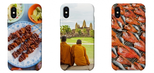 Customise A Phone Case to Keep Your Travel Memories Alive