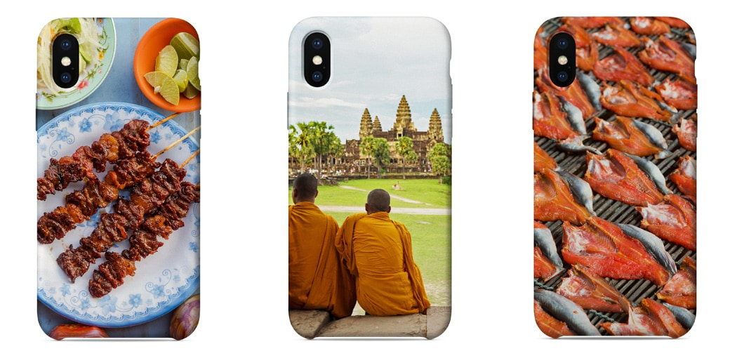 Customise a Phone Case to Keep Travel Memories Alive