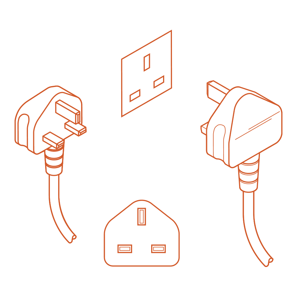 Plugs, Sockets and Electricity in Singapore, 230 Volts, 50 Cycles/Sec. Copyright © 2019 Terence Carter / Grantourismo. All Rights Reserved.