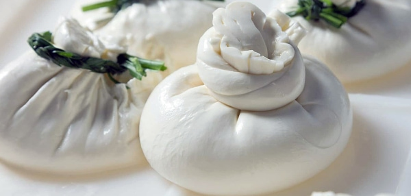 Gourmet Tours That Give You a Deep Taste of the Gastronomy of a Place. Hand Made Burrata in Puglia, Italy.