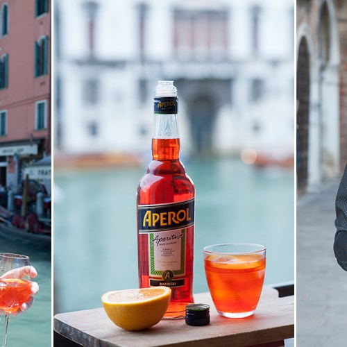 Aperol Spritz Recipe for a Taste of Italian Summer in a Glass Wherever You Are. Copyright © 2019 Terence Carter / Grantourismo. All Rights Reserved.